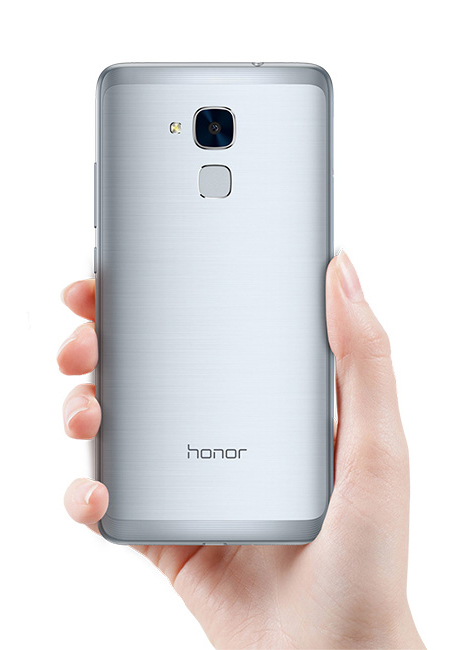 Huawei Honor 5C fingerprint scanner