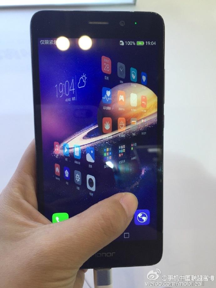 Huawei Honor 5C leaked black