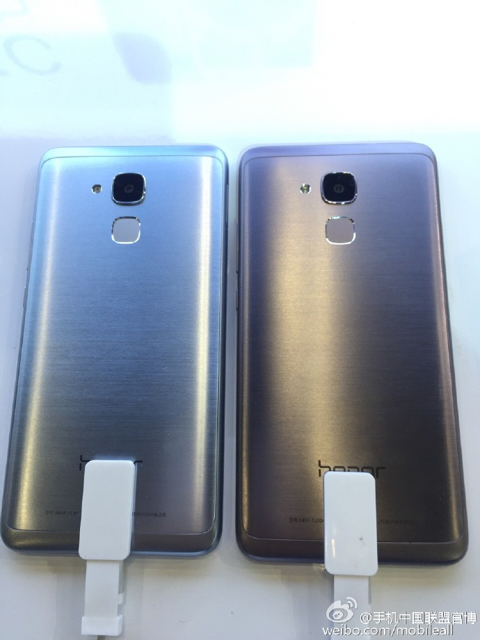 Huawei Honor 5C leaked images back
