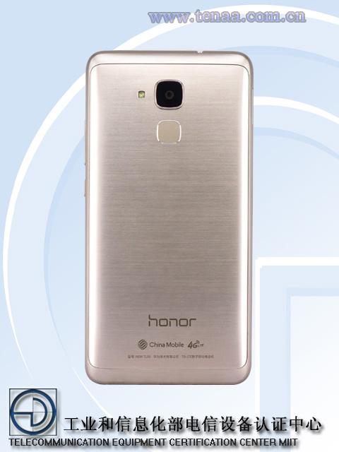 Huawei NEM-TL00 TENAA back