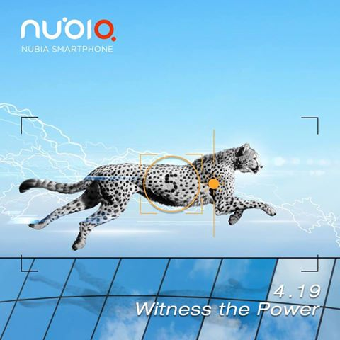 ZTE Nubia Z11 Mini Teaser