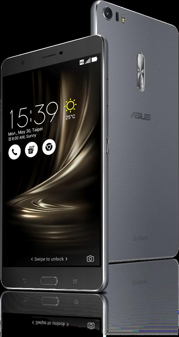 Asus Zenfone 3 Ultra grey