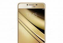Galaxy C5 Gold