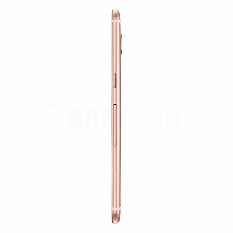 Galaxy C5 Pink Gold