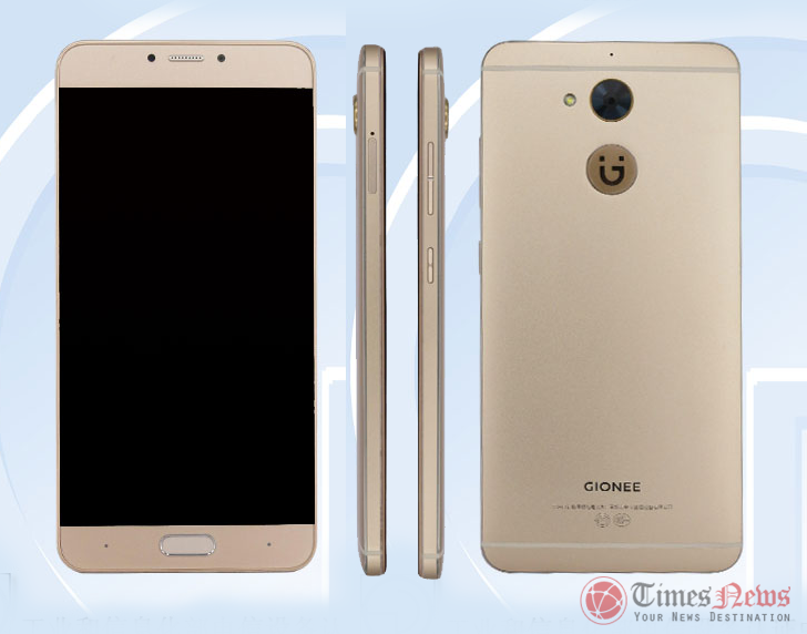 Gionee S8 Lite (Gionee GN9012) TENAA