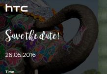 HTC 10 event May 26 teaser
