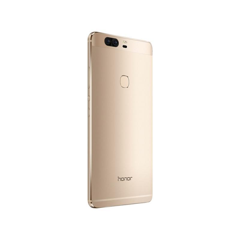 Huawei Honor V8 Gold back