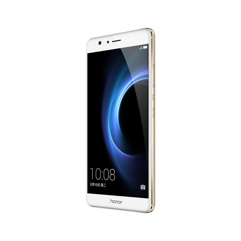 Huawei Honor V8 White side