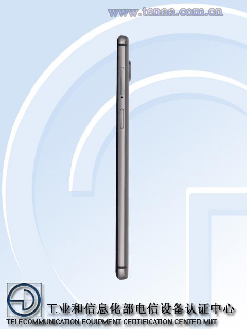 OnePlus 3 (Oneplus A3000) TENAA