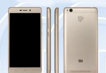 Xiaomi Mi 2016030 TENAA