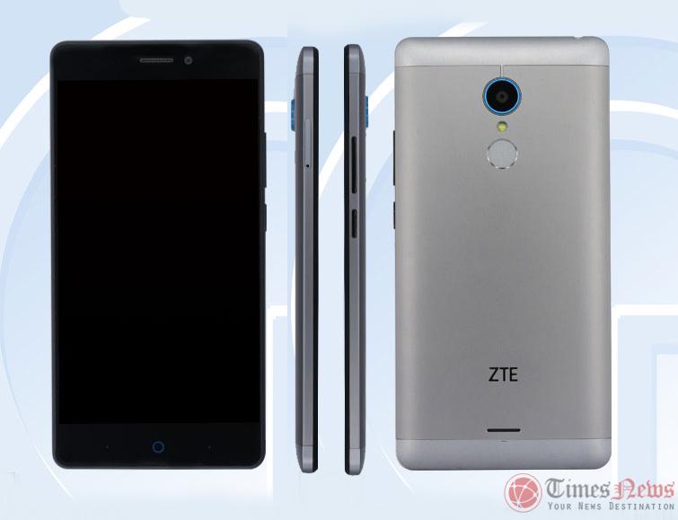 ZTE N936St TENAA
