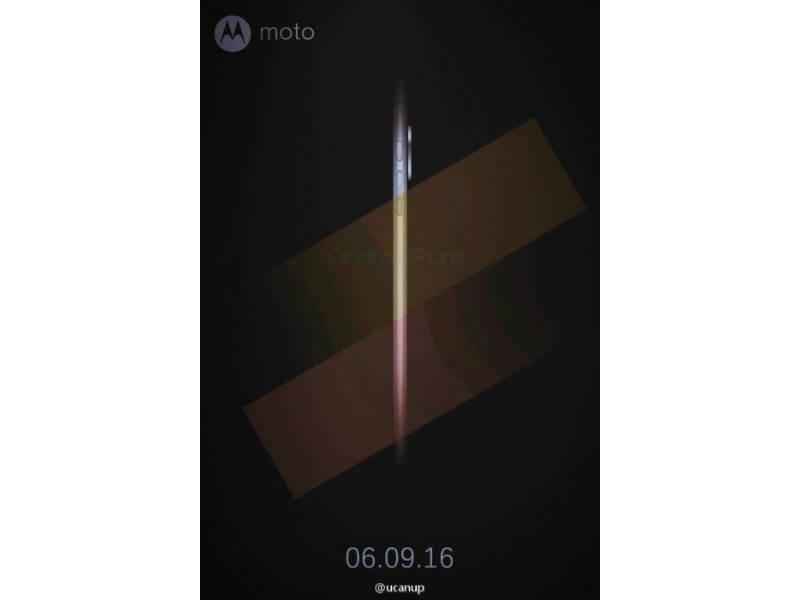 Moto Z teaser