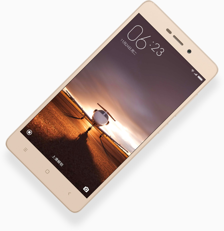 Xiaomi Redmi 3s Announced With Snapdragon 430 Fingerprint Scanner 3 Pro 32 Gb Gold