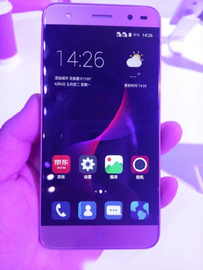ZTE Blade A2 smartphone