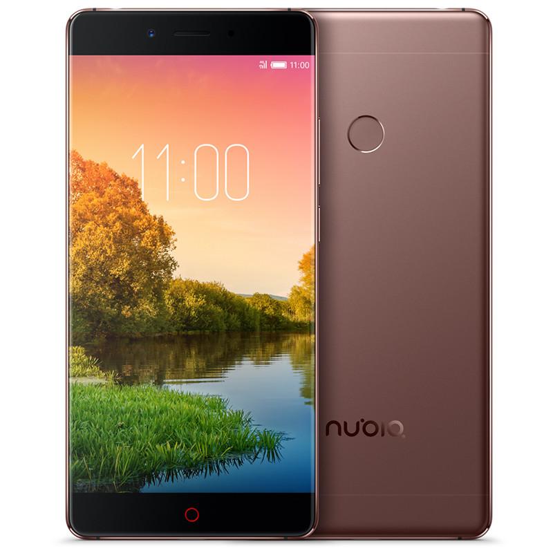 ZTE Nubia Z11 smartphone