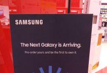 Galaxy Note7 pre-orders in Dubai