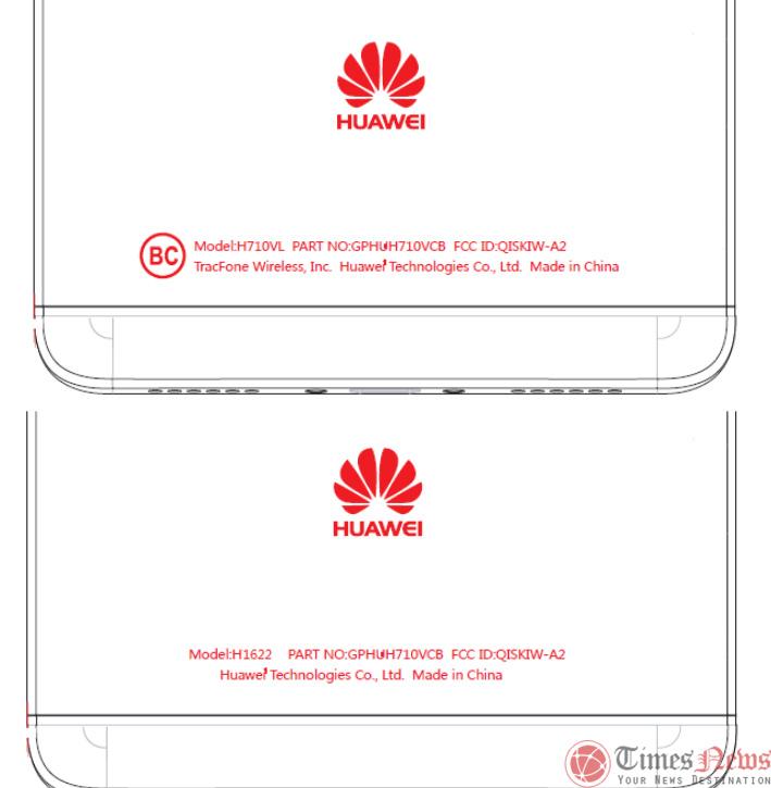 Huawei Nexus 2016 FCC