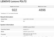 Lenovo Vibe P2 (Lenovo P2c72)