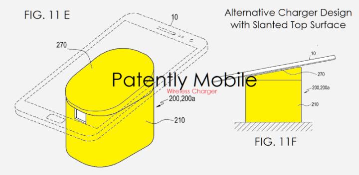 Samsung wireless charging device