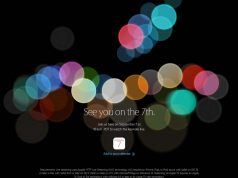 Apple iPhone 7 September 7 event