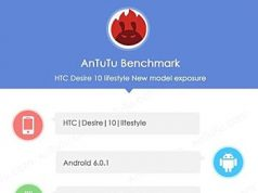 HTC Desire 10 Lifestyle AnTuTu