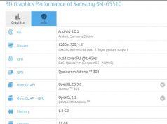 Samsung SM-G5510 GFXBench