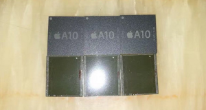 Apple A10 Chipset