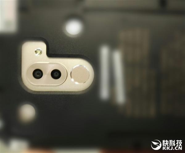 Huawei Mate 9 Image render