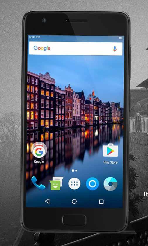 Lenovo Z2 Plus phone