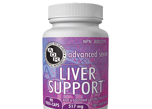 Liver Supplements From AOR