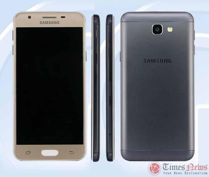 Samsung SM-G5510 TENAA