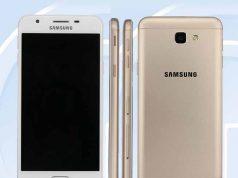 Samsung SM-G5520 TENAA