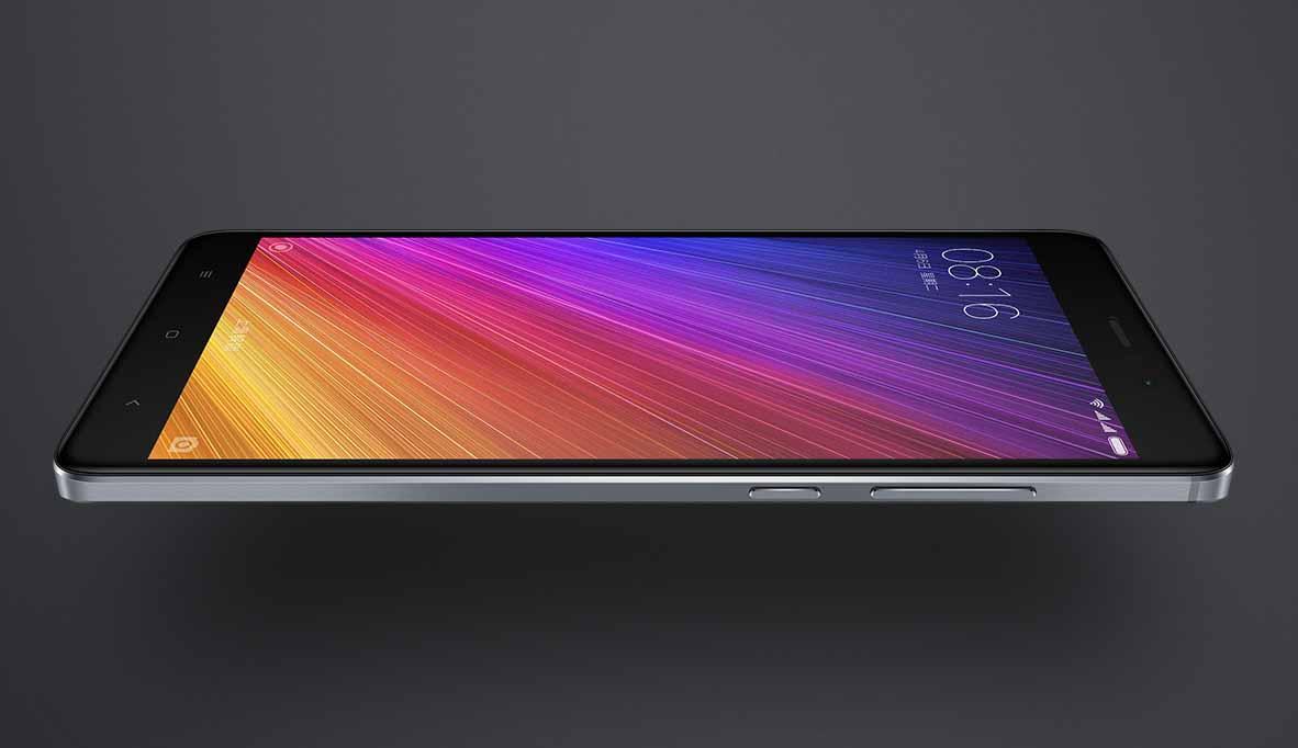 Xiaomi Mi 5S Plus black