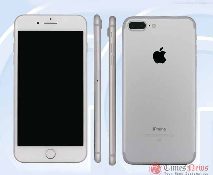 iPhone 7 Plus (A1661) TENAA