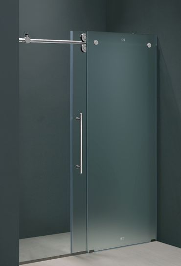 The benefits and uses of glass shower doors times news uk Bathroom glass doors design