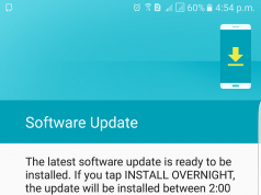 Galaxy S7 Edge October security update India