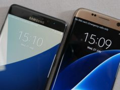Galaxy S7 and Galaxy Note7