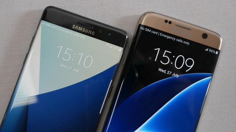 Samsung announces Galaxy Note 8 / Galaxy S8 Upgrade program for