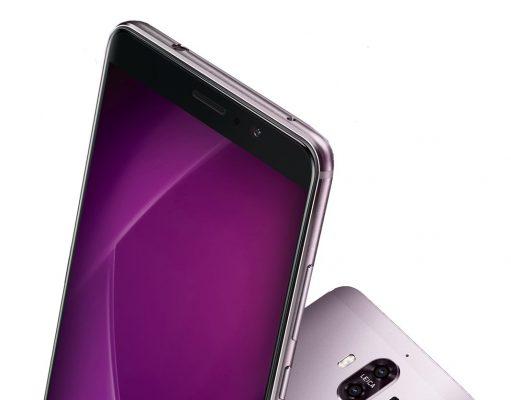 Huawei Mate 9 leaked render