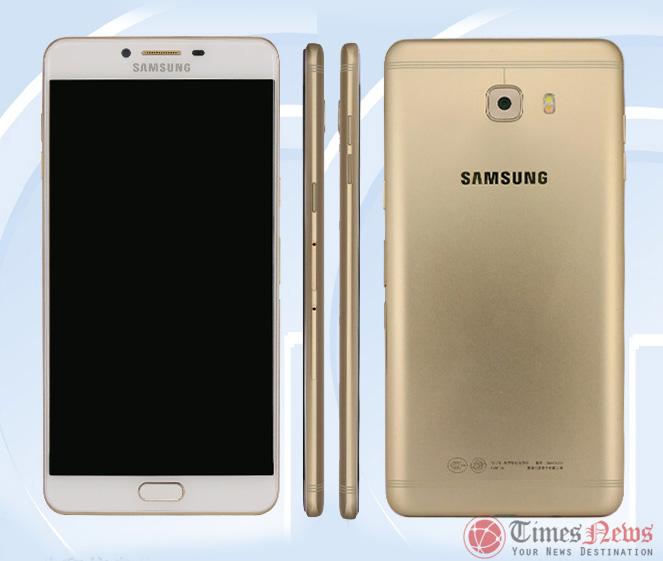 Samsung Galaxy C9 (SM-C9000) TENAA