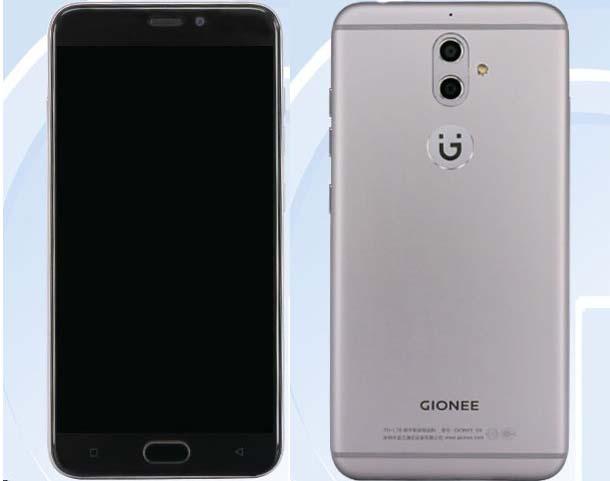 Gionee S9T TENAA