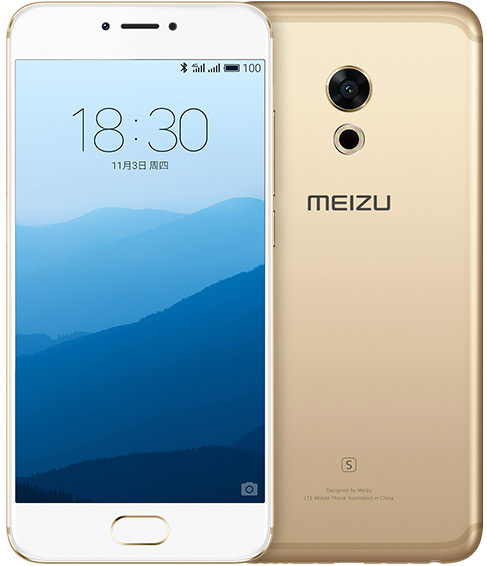 Meizu Pro 6s launched with 5.2-inch S-AMOLED display ...