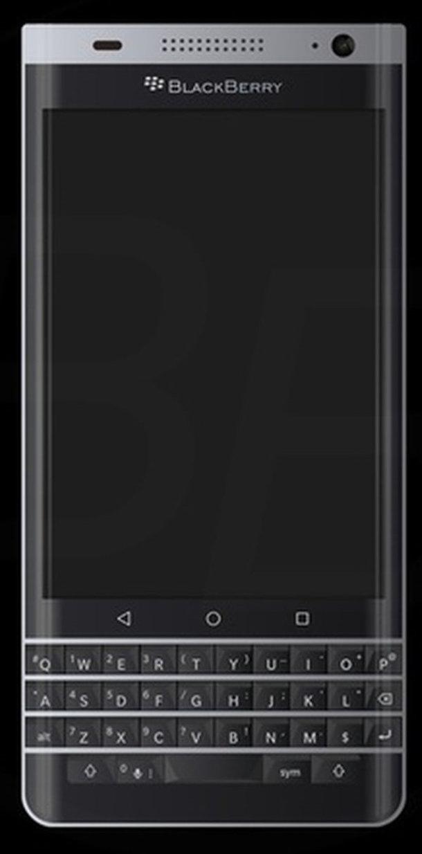 Blackberry Mercury (DTEK70) leaked
