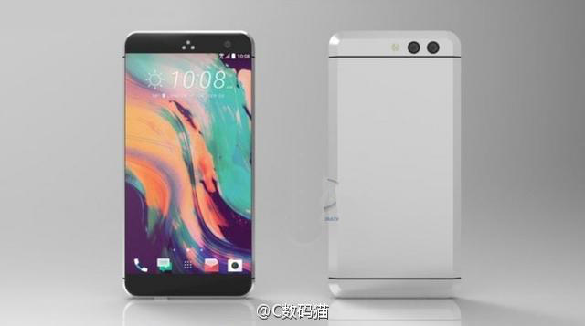 HTC 11 leaked image