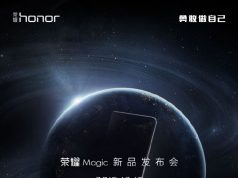 Huawei Honor Magic teaser