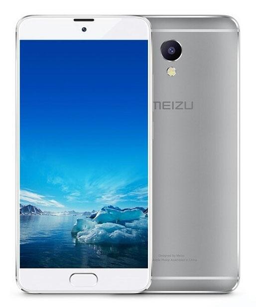 Meizu M5S leaked render