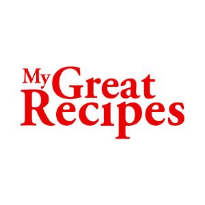 MyGreatRecipes app