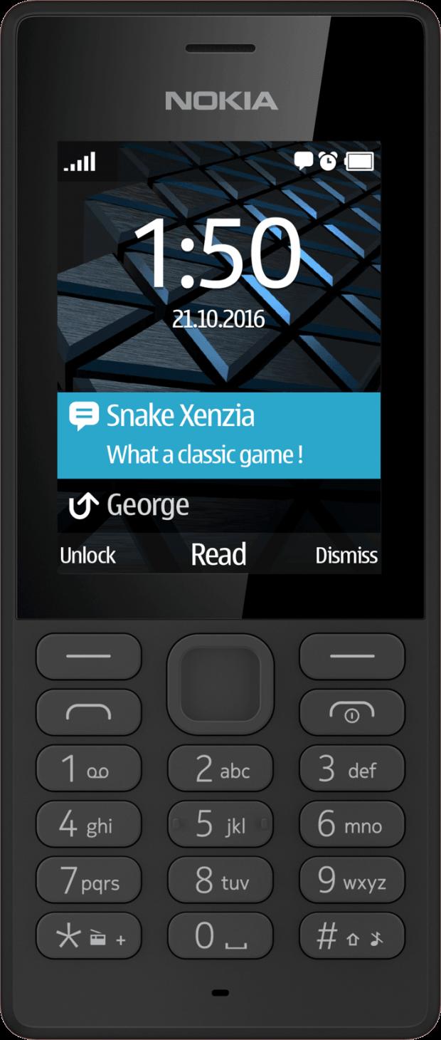 Nokia Announces 150 And Dual Sim Feature Phones 2016