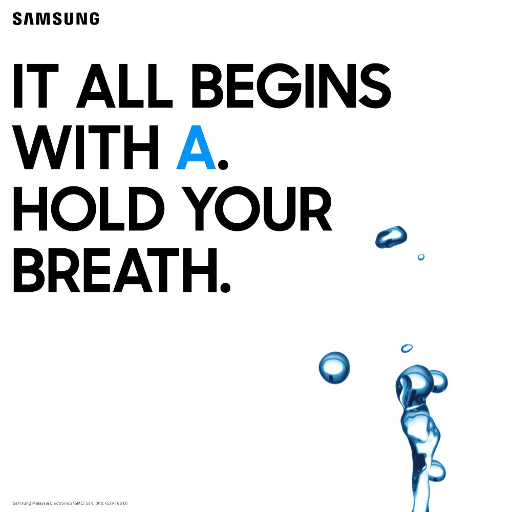 Samsung Galaxy A 2017 series teaser