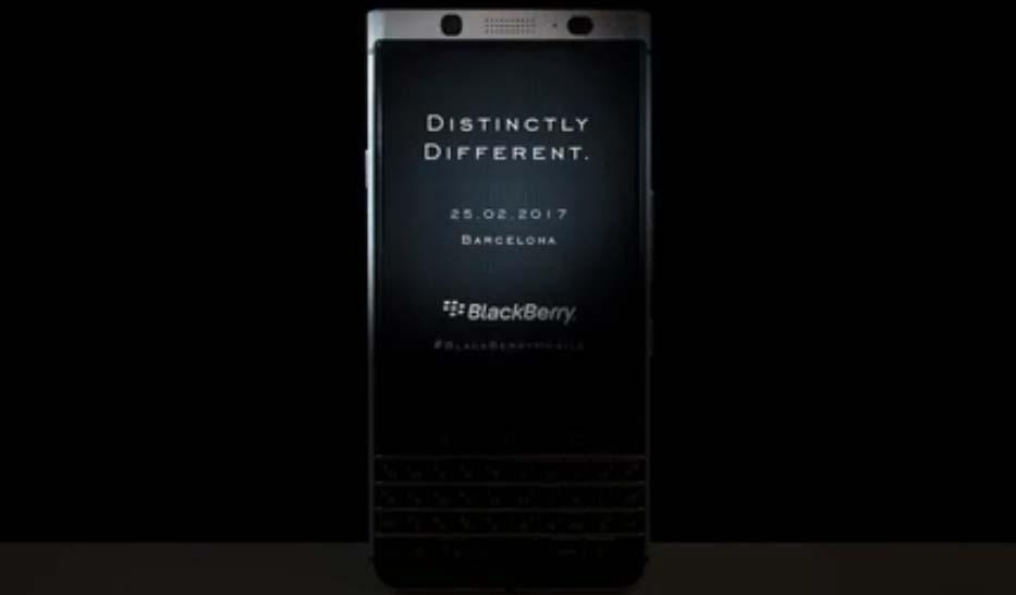 Blackberry Mercury 25th February 2017